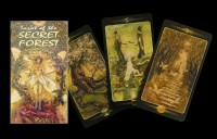 Tarot Karty  Tajemného lesa - Tarot of the Secret Forest